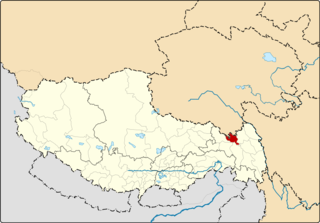 Riwoqê County County in Tibet, Peoples Republic of China