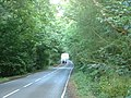Road through woodland at Horse Hill - geograph.org.uk - 25671.jpg