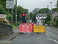 Roadworks Crown Hill - geograph.org.uk - 524012.jpg
