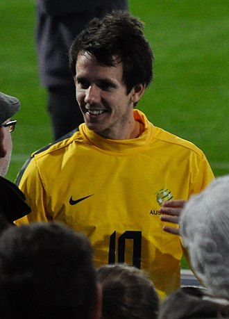 Robbie Kruse - Kruse with Australia in 2013