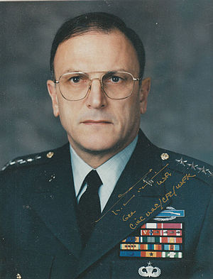 Robert W. RisCassi - Robert W. RisCassi as General