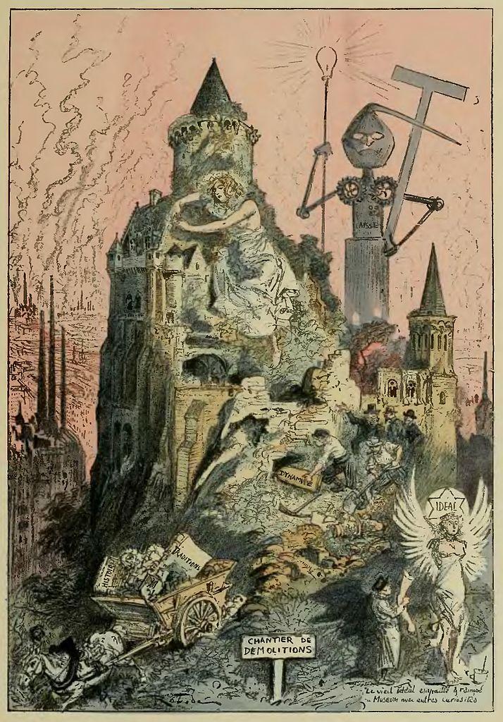 Albert ROBIDA - La vie électrique (1893) 714px-Robida_-_Le_Vingti%C3%A8me_si%C3%A8cle_-_la_vie_%C3%A9lectrique%2C_1893_%28page_269_crop%29
