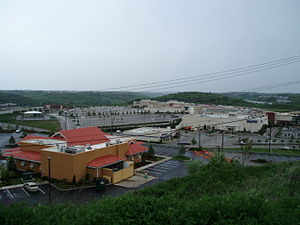 Robinson Township, Allegheny County, Pennsylvania - View of The Mall at Robinson