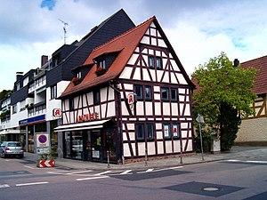 Rodgau - Image: Rodgau Fachwerk 08