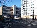 Roebuck House and new Flats-Cosham - geograph.org.uk - 1627121.jpg