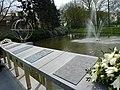 Roermond, Nationaal Herdenkingspark 04, monument voor vredesoperaties.JPG