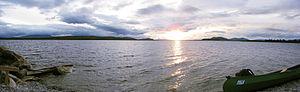 Rogen (lake) - Image: Rogen
