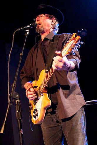 Roger McGuinn - McGuinn performing at The Center for Arts in Natick, Massachusetts – April 8, 2011