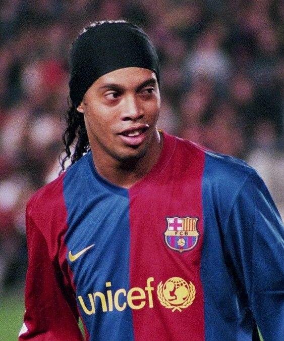 Ronaldinho 11feb2007