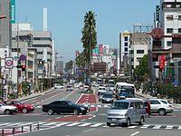 Route220 TachibanaStreet.jpg
