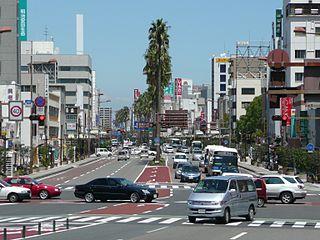Miyazaki (city) Core city in Kyushu, Japan
