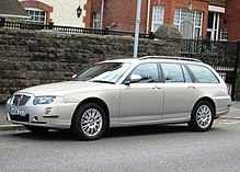 rover 75 wikip dia. Black Bedroom Furniture Sets. Home Design Ideas