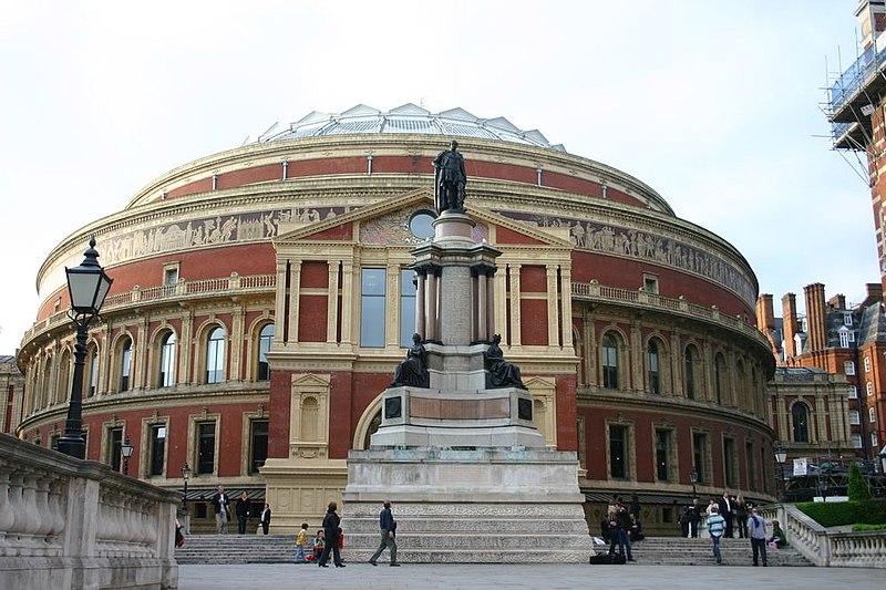 Fichier:Royal Albert Hall Londres.jpg