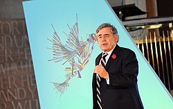 Rt Hon Gordon Brown addresses RISING (22468865723)