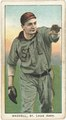 Rube Waddell, St. Louis Browns, baseball card portrait LCCN2008676635.tif