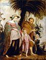 Rubens. Sketch to Return from Egypt (1614).jpg