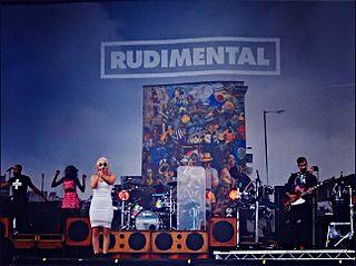 Rudimental British band