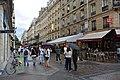 Rue Rambuteau, Paris 24 August 2013.jpg