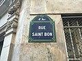 Rue saint Bon - panneau.jpg