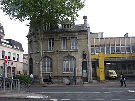 Rueil-Malmaison - 1909 Post Office - 1.JPG