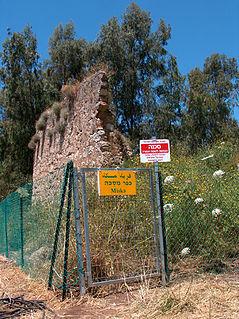 Miska, Tulkarm Village in Tulkarm, Mandatory Palestine