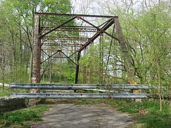Bridge No. 188, a historic site in the township