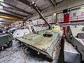 Russian tank at Gunfire museum Brasschaat.jpg