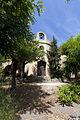 Rutes Històriques a Horta-Guinardó-esglesia mare deu 02.jpg