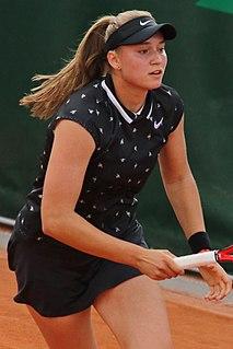 Elena Rybakina Kazakh tennis player