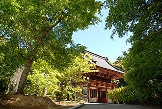 Asahi, Chiba - Ryufukuji Temple