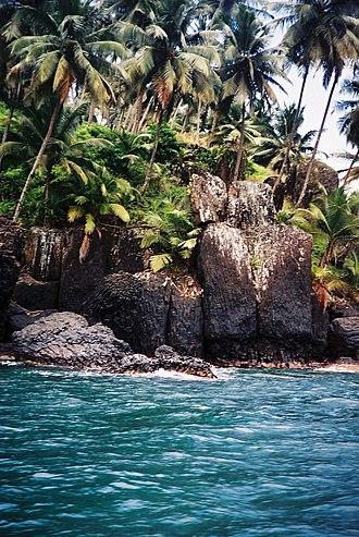 Ilhéu das Rolas - Image: São Tomé (4084121766)