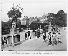 Jardin Du Luxembourg Wikipedia