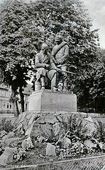 Dreyse-Denkmal Sömmerda