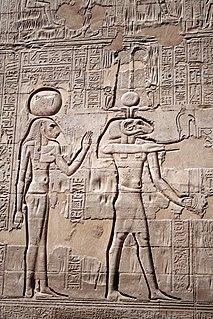 Menhit Egyptian deity