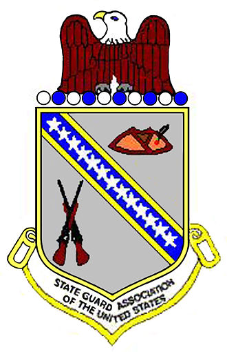 State Guard Association of the United States - Image: SGAUS 1