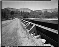 SIDE VIEW; CREST OF DAM-1980 - Terminal Dam, Tacoma, La Plata County, CO HAER COLO,33-TAC.V,4-19.tif