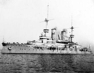 Wittelsbach-class battleship - Wittelsbach c. 1910