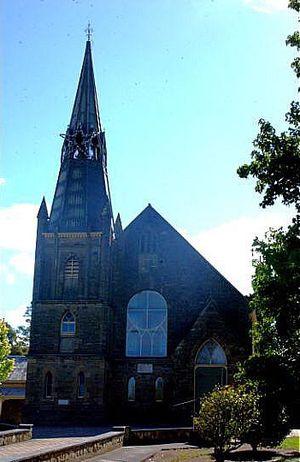 Hahndorf, South Australia - St. Paul's Lutheran Church