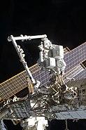 STS-129 ELC-2 Installation