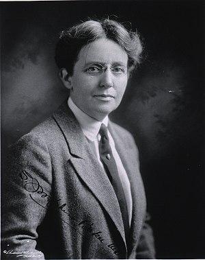 Sara Josephine Baker - Sara Josephine Baker, 1922