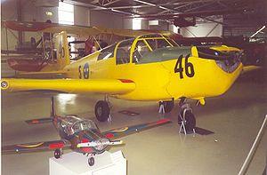 """Saab 91 Safir - Saab 91B """"Safir"""""""