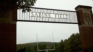 Norwich University - Sabine Field