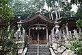 Saguriten-Shrine in Iwayama, Ujitawara, Kyoto July 6, 2018 12.jpg