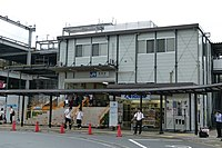 Saijo Station temporary (14280669901).jpg