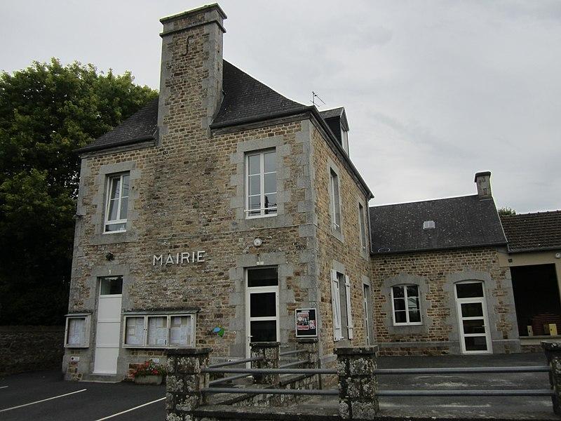 Saint-Aubin-des-Préaux, Manche