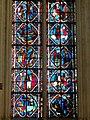 Saint-Germer-de-Fly (60), Sainte-chapelle, vitrail n° 2, les 5 registres inférieurs.jpg