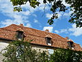 Saint-Médard-d'Excideuil maison archipresbytérale toit.JPG