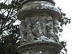 Saint-Maudez (22) Croix de cimetière 05.JPG