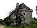Saint-Pierre-de-Frugie château Frugie logis sud-ouest.JPG