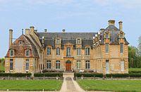 Saint-Pierre-sur-Dives château de Carel.JPG